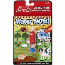 Omalovánky - Kouzlení vodou, Farma (M&D)