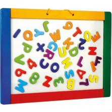 Magnetická tabule - S písmeny (Bino)