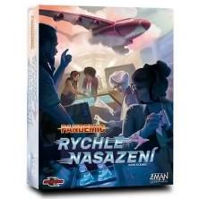 Společenská hra - Pandemic: Rychlé nasazení