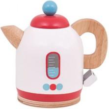 Kuchyň - Konvice dětská dřevěná (Bigjigs)