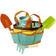 Zahradní nářadí - Zahradnická taška set (Vilac)