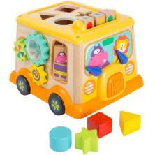 Vhazovačka - Školní autobus pro motorickou hru (Legler)