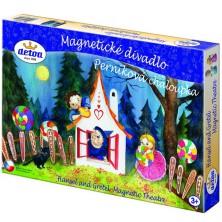 Magnetické divadlo - Perníková chaloupka (Detoa)