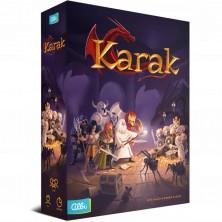 Společenská hra - Karak