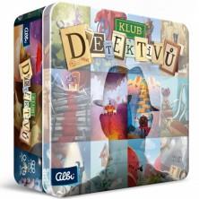 Společenská hra - Klub detektivů