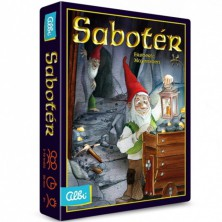 Společenská hra - Sabotér