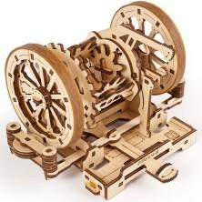 3D mechanický model - Stem Lab, Diferenciál (Ugears)
