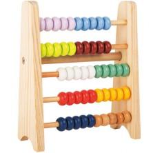Počítadlo - Dřevěné malé Educate (Legler)