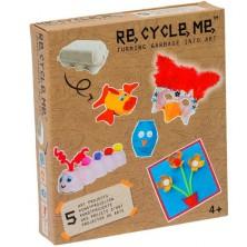 Kreativní sada - Re-cycle me, Pro holky, Stojan na vejce