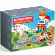 Magformers - Městečko Autobus, 16 ks