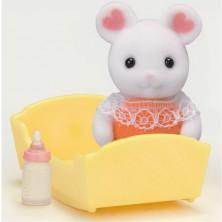 Sylvanian Families - Miminko myšky Marshmallow