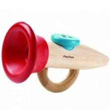 Hudba - Trumpetka Kazoo (PlanToys)