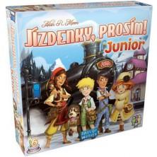 Společenská hra - Jízdenky prosím! Junior