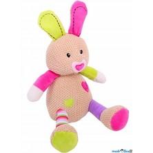 Textilní hračka - Králíček Bella střední (Bigjigs)