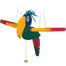 Závěsná hračka - Papoušek malý (Woody)