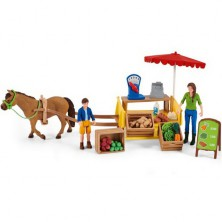 Schleich - Farma, Mobilní farmářský stánek