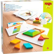 Vkládačka - Hlavolamová tangramová hra (Haba)