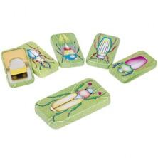 Plechová hračka - Retro Klik Klak hmyz, 1ks (Goki)
