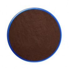 Snazaroo - Barva 18ml, Hnědá tmavá (Dark Brown)