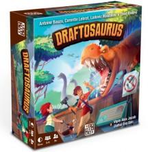 Společenská hra - Draftosaurus