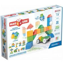 Geomag - Magicube, Shapes 32 kostek
