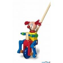Jezdík na tyči - Klaun na jednokolce (Legler)