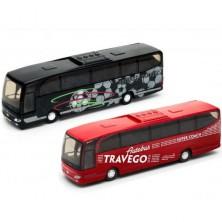Kovový model - Autobus Mercedes Benz Travego, 1:60, 1ks