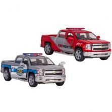 Kovový model - Auto Chevrolet Silverado (2014), 1:46, 1ks