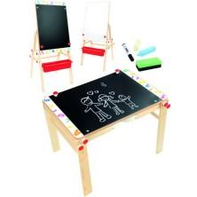Kreslící tabule - Multifunkční malířský stojan (Bino)