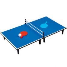 Stolní tenis - Modrý dětský 80x45cm (Bino)