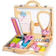 Doktor - Set v kufříku, Lékařský set Santé (Bino)