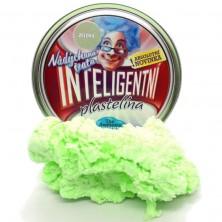 Inteligentní plastelína - Nadýchaná vata, Zelená
