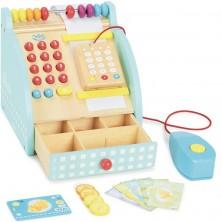Prodejna - Dětská pokladna dřevěná (Vilac)