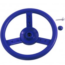 Dětské hřiště - Volant modrý plastový 26,5cm