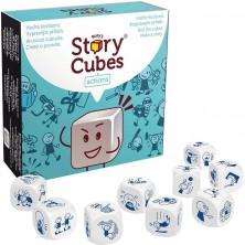 Společenská hra - Příběhy z kostek, Akce