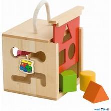 Vhazovačka - Vkládací krabička, Mašinka (Woody)