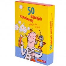 Společenská hra - 50 báječných experimentů