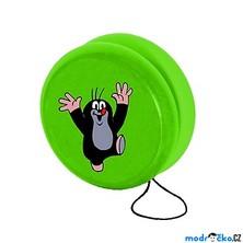 Drobné hračky - Jojo Krtek, zelené (Detoa)