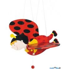 Závěsná hračka - Beruška velká (Goki)