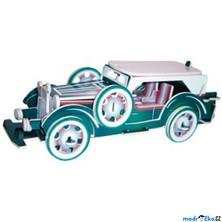 3D Puzzle barevné -  Ford model V8