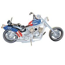 3D Puzzle barevné - Harley Davidson
