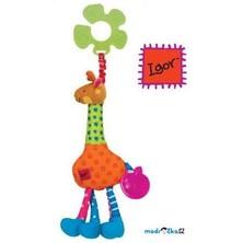K's Kids - Žirafa Igor s úchytem na kočárek