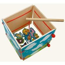 Magnetický rybolov - Rybolov a stínové puzzle (Bino)