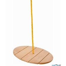 Houpačka - Houpací talíř přírodní (Woody)