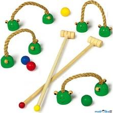 Kroket - Dětský, Žabičky (Legler)