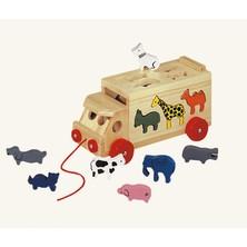 Vhazovačka - Kamion se zvířátky (Bino)