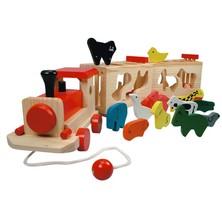 Vhazovačka - Vlak se zvířátky (Bino)