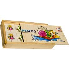 Pexeso - Rákosníček, 32ks (Bino)
