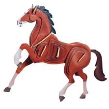 3D Puzzle barevné - Kůň