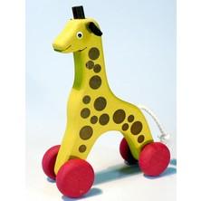 Zvířátko na kolečkách - Žirafa (Makovský)